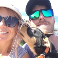 Profile image for pet sitters Andrea & Todd