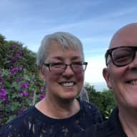 Profile image for pet sitters Lesley & Matt