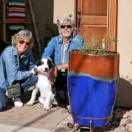 Profile image for pet sitters BRIGITTE & Patrick