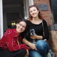 Profile image for pet sitters Emma & Giullianna