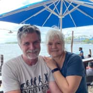 Profile image for pet sitters Sharon & Mark