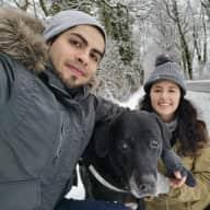 Profile image for pet sitters Ricardo & Karen