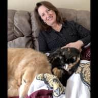 Profile image for pet sitter Debbie