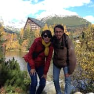 Profile image for pet sitters Michal & Melisa