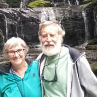 Profile image for pet sitters Patsy and Dave & Dave