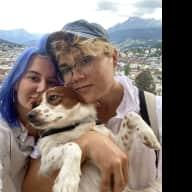 Profile image for pet sitters Galiia & Maksim