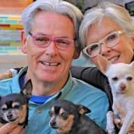 Profile image for pet sitters Bev & John