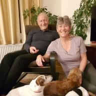 Profile image for pet sitters Annett & Paul
