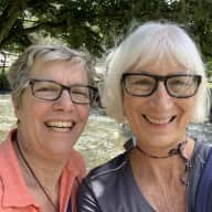Profile image for pet sitters Linda & Mary Lynne