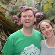 Profile image for pet sitters Kathryn & Philip