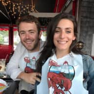 Profile image for pet sitters Nuria & Andrew