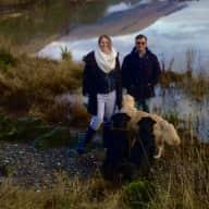 Profile image for pet sitters Karen & Ian
