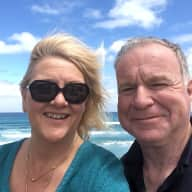 Profile image for pet sitters Fred & Beth