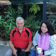 Profile image for pet sitters Marina & Peter