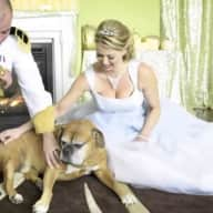 Profile image for pet sitters Crystal & Anthony
