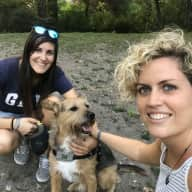Profile image for pet sitters Beatriz & Cristina