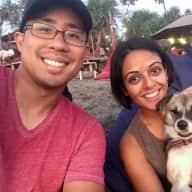 Profile image for pet sitters Gina & Anthony