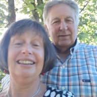 Profile image for pet sitters frederick clive & Judy