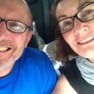 Profile image for pet sitters Heather & Bas