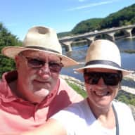 Profile image for pet sitters Penny & Roger