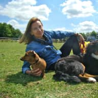 Profile image for pet sitter Karina