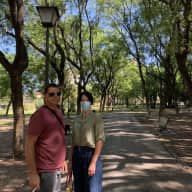 Profile image for pet sitters Victoria & Miguel Angel