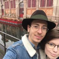 Profile image for pet sitters Maxime & Amy