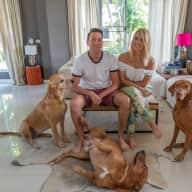 Profile image for pet sitters Theodora & Graeme