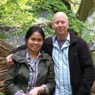 Profile image for pet sitters Roger & Catherine