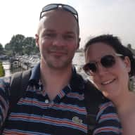 Profile image for pet sitters Michiel & Femke