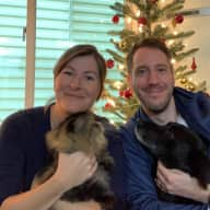Profile image for pet sitters Sarah & Scott