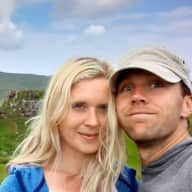 Profile image for pet sitters Claire & Craig