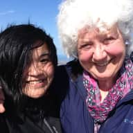 Profile image for pet sitters Noreen & Úna-minh
