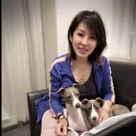 Profile image for pet sitters Ada & Eric