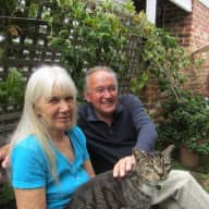 Profile image for pet sitters Ruth & Walter