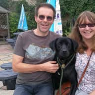 Profile image for pet sitters Vanessa & Ian