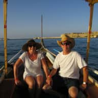 Profile image for pet sitters Mike & Margie