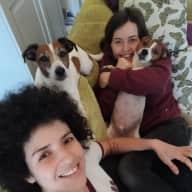 Profile image for pet sitters Rafaella & Montaine