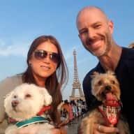 Profile image for pet sitters Linda & Jason