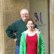 Profile image for pet sitters Debra & Brian
