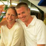 Profile image for pet sitters Robb & David