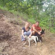 Profile image for pet sitters Naomi & Ian