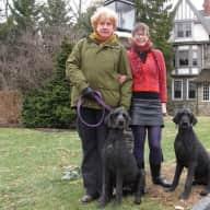 Profile image for pet sitters Rita & Jan-w