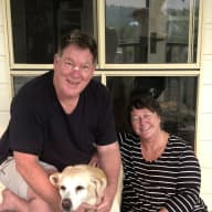 Profile image for pet sitters Genevieve & Ian