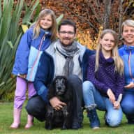 Profile image for pet sitters David & Kati