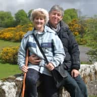 Profile image for pet sitters Stephen & Jennifer
