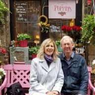 Profile image for pet sitters Nancy & Gerard