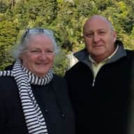 Profile image for pet sitters Ruth & Peter