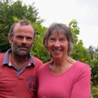 Profile image for pet sitters Michael & Mary-jane