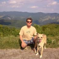 Profile image for pet sitter Gary